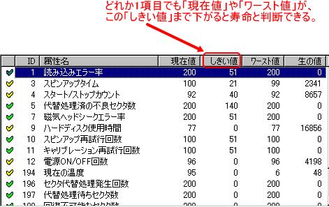 HDD Smart Analyzer画像2